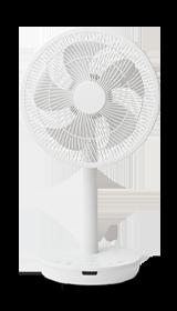 DC 音声操作サーキュレーター扇風機