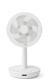 DC 3Dサーキュレーター扇風機