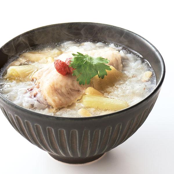 サムゲタン風粥