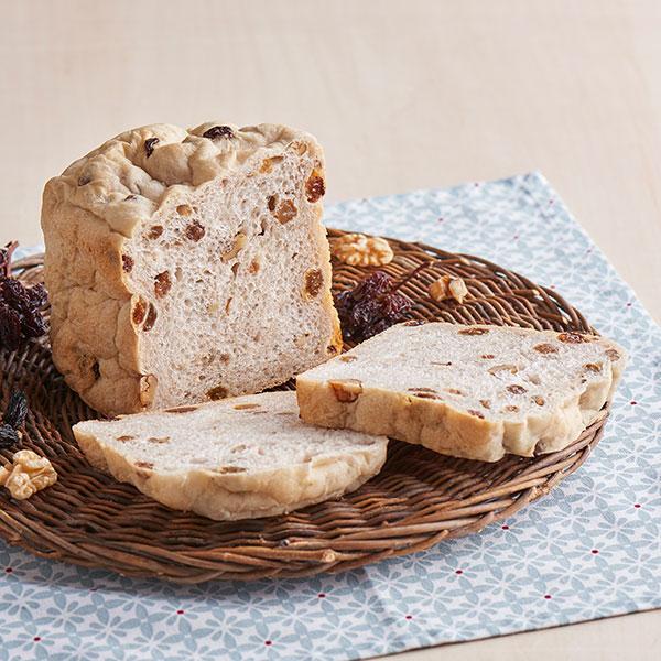 くるみとドライフルーツのパン