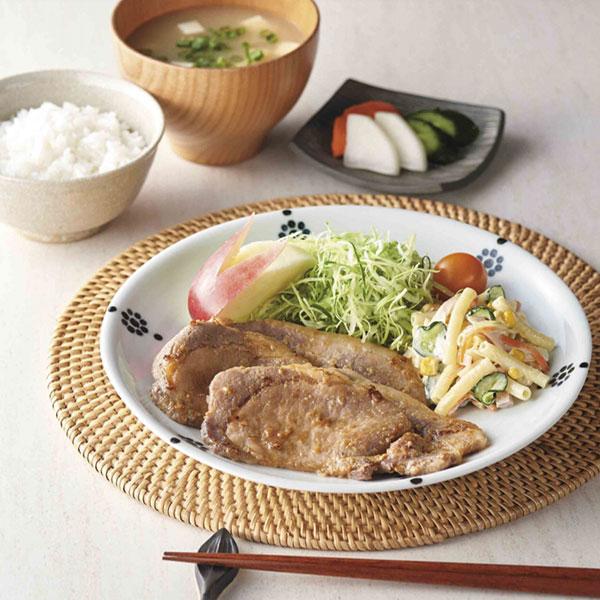 しょうゆ糀で作る豚の生姜焼き