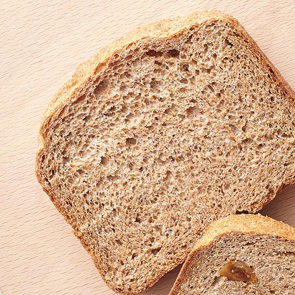 糖質40%オフのブランパン