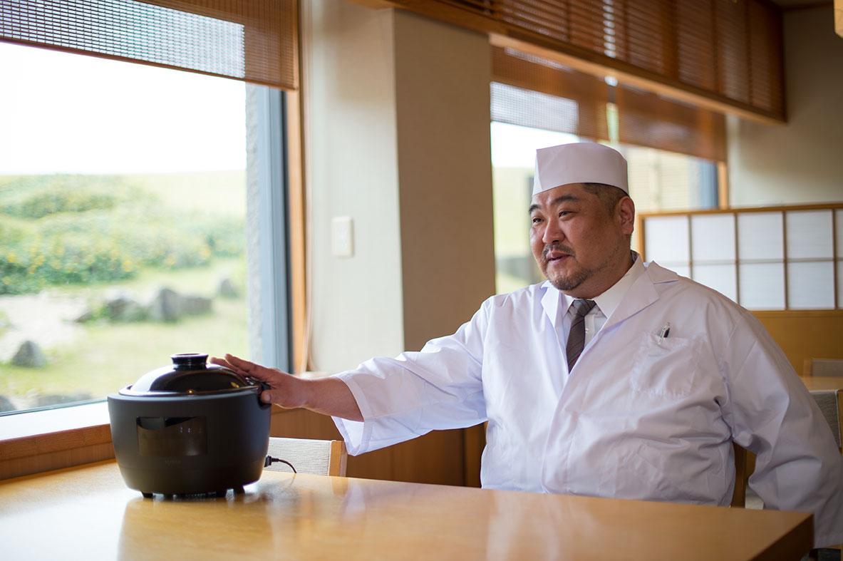 和洋問わずに料理の幅を広げられる可能性を感じます