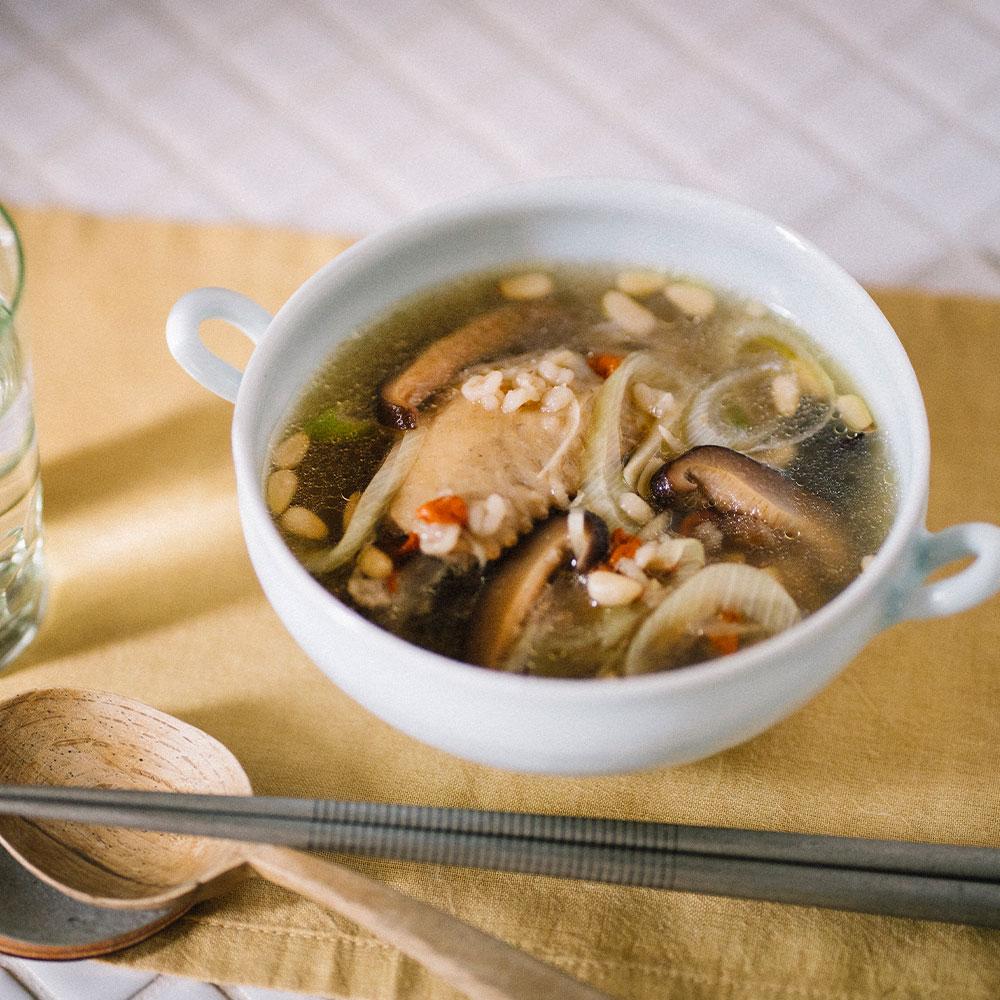 簡単薬膳スープ