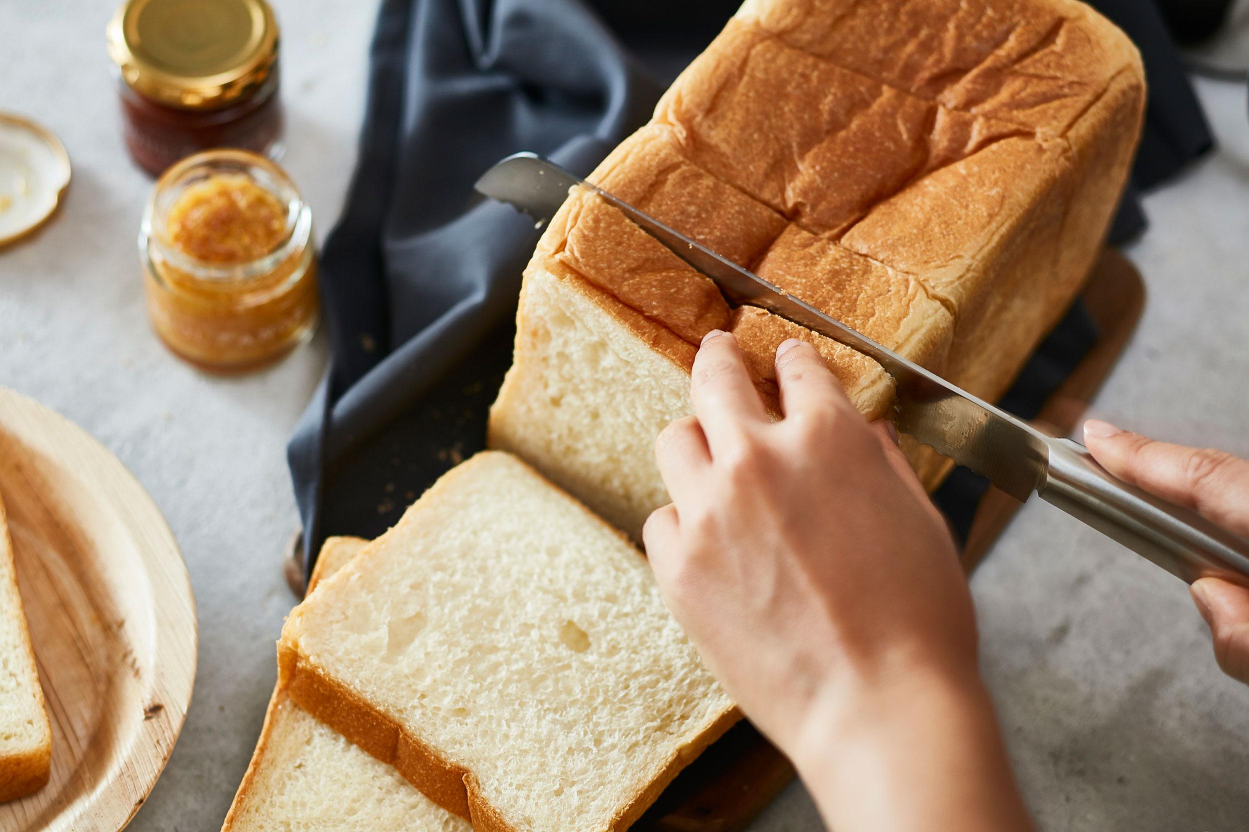 パンを買った翌日でもそのパンが持つ「おいしさ」が再現できるトースター